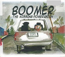 boomer the missing pomeranian